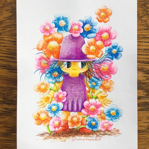 Little Garden Witch