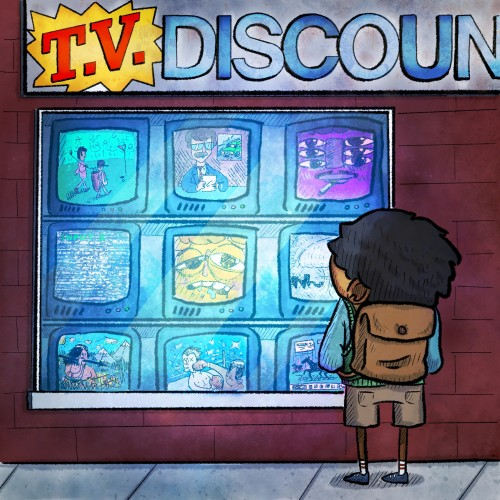 Tv discount store
