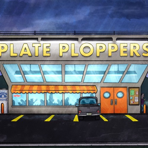 Plate Ploppers diner