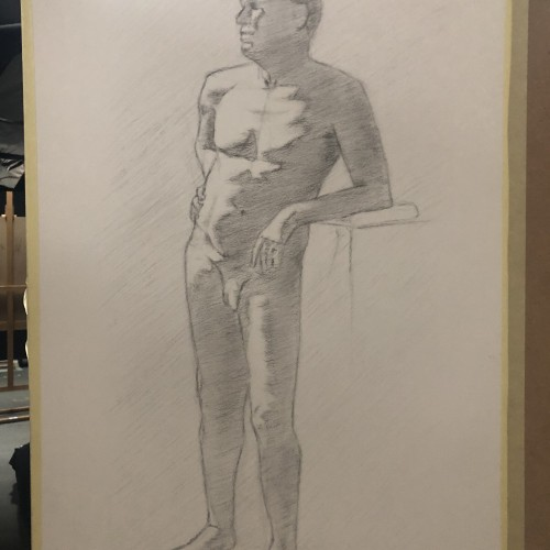 Realistic Figure drawing