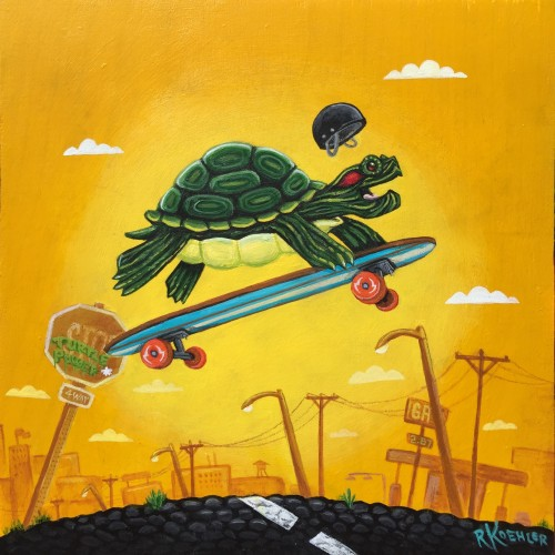 Road $kill: Turtle Power