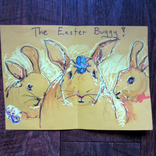 The Easter Buggy