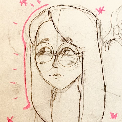 ✧ Girl with Glasses ✧