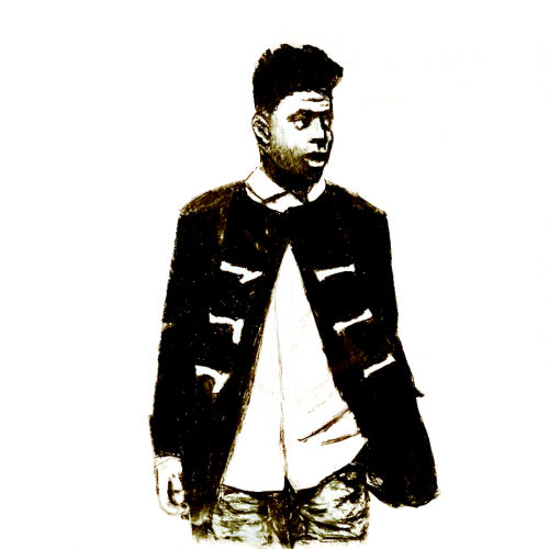 Portrait of Mick Jenkins