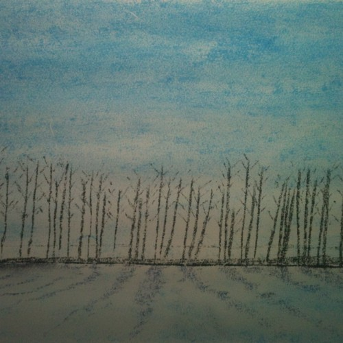 Based on Millets A Curtain of Trees