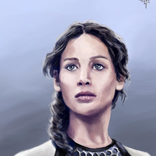 Jennifer Lawrence Study