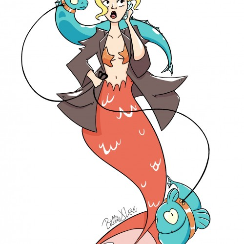 Mermaid Karen