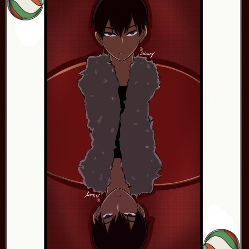 King of the Court - King of Volleyball; Tobio Kageyama
