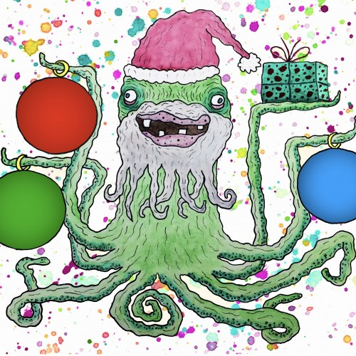 Octoclaus