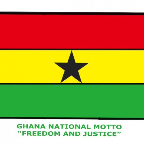 Ghana National Motto