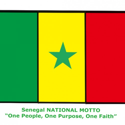 Senegal National Motto