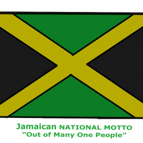 Jamaican National Motto