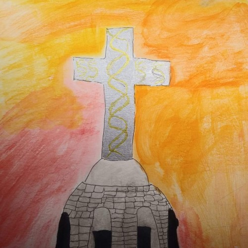 The Sunset Cross