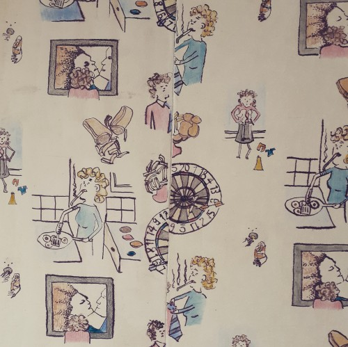 Design for Childrens Wallpaper