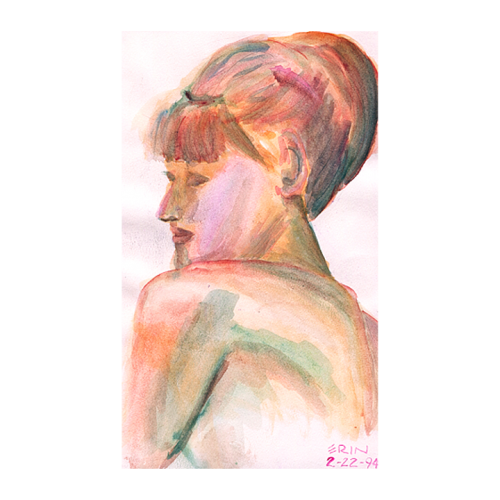 Watercolor Woman