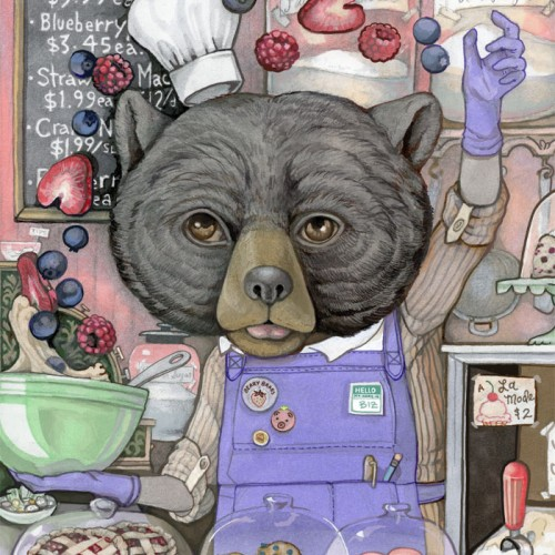 The Beary Baker