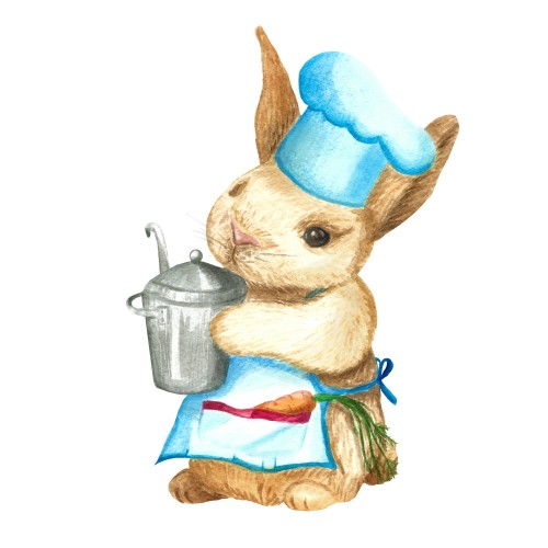 Rabbit the Cook