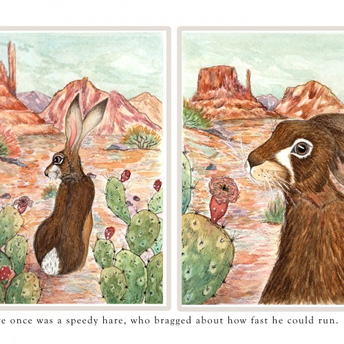 The Hare and Tortoise
