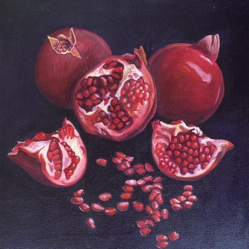 Plenty of Pomegranates