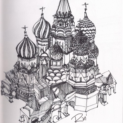 St Basils Cathedral, Moscow