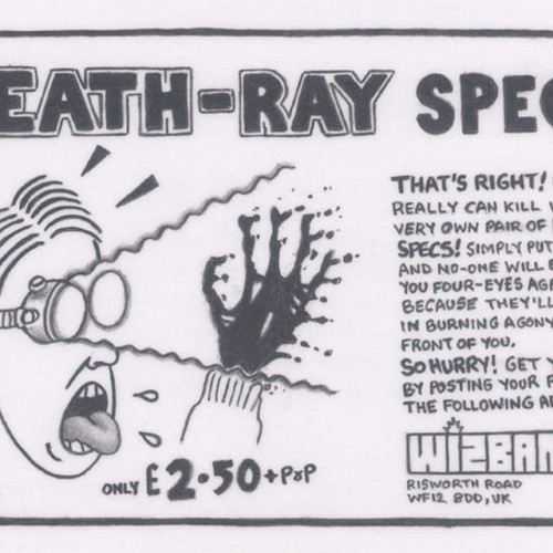 WIZBANG! - Death Ray Specs