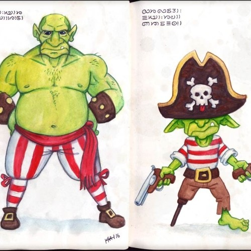 Goblin Pirates