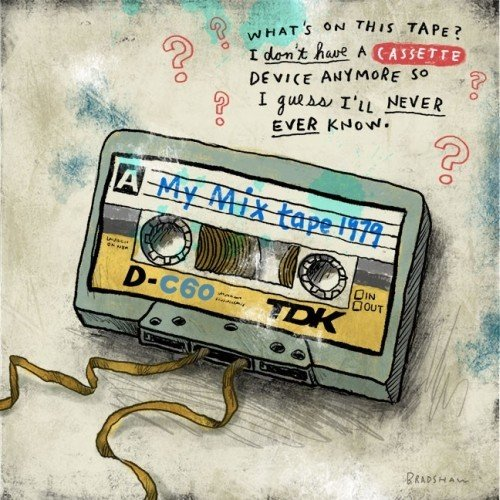Mysterious Mix Tape